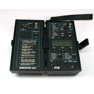 Communications Analyzer Interceptor 132A