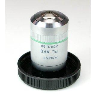 Leica Mikroskop Objektiv PL APO 20x/0.60 506035 M25