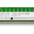 AEG Modicon DAP 132 6051-042.274968 DAP132  #2587