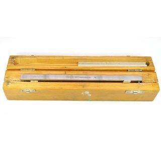 Reichert Jung Mikrotommesser Typ D 25cm in Holzkiste #2632