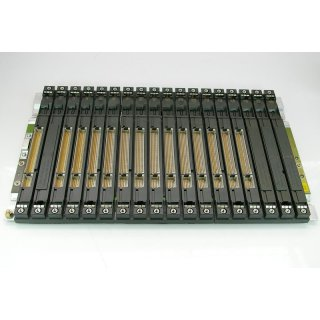 Siemens Zentralbaugruppe 6ES7400-1TA01-0AA0 Rack UR1 #2701