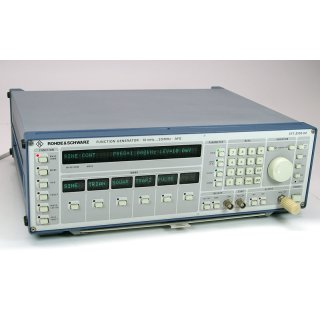 Rohde & Schwarz Funktionsgenerator 10mHz..20MHz AFG