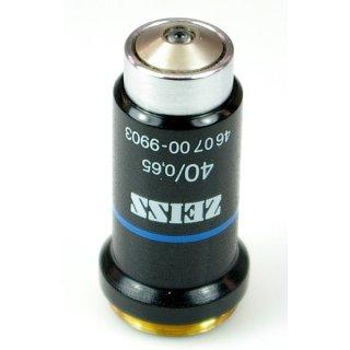 Zeiss 40x/0,65 Objektiv 160/0,17 460700-9903