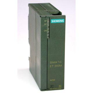 Siemens Simatic 6ES7 153-1AA01-0XB0 ET 200M Profibus