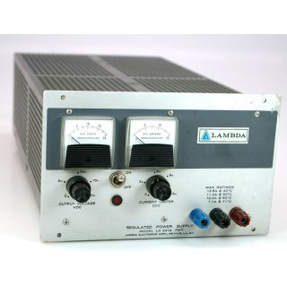 Lambda LK 341A Regulated Power Supply Netzteil 20V 15A