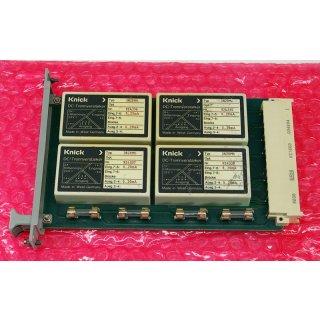 Knick DC-Trennverstärker EK 9 Opt. 301