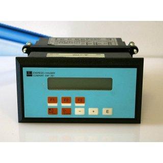 Endress + Hauser Compart DXF351 Durchflussrechner