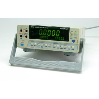 PeakTech 4015A True RMS Digital Multimeter #3049