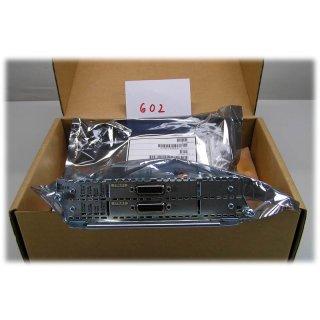 Cisco NM-2CE1B Karte 2xE1 2-Port Channelized E1/ISDN-PRI #602
