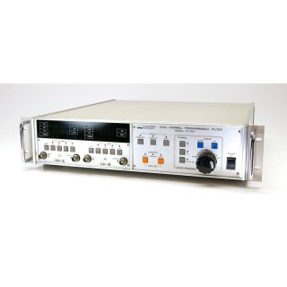 NF Electronic Dual Channel Programmable Filter FV-661