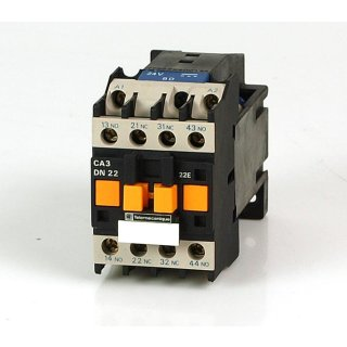 Control Relais Telemecanique CA3DN22 22E