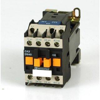 Control Relais Telemecanique CA3DN40 40E