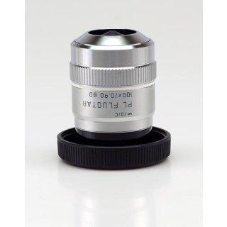 Leica Objektiv 566021 PL Fluotar 100x/0.90 BD #3309