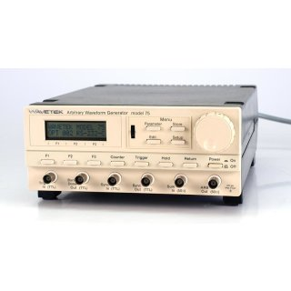 Wavetek Arbitrary Waveform Generator model 75 #3373