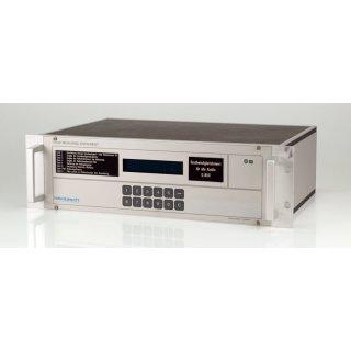 Höntzsch Flow Measuring Instrument Flowmeter