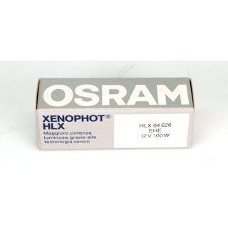 OSRAM XENOPHOT HLX 64 626 EHE 12V 100W