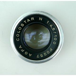 AGFA Colostar N 1:4,5/100 Objektiv