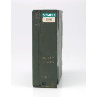 Siemens 6ES7 158-1AA03-0XB0  6ES7153-1AA03-0XB0