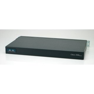 Cisco Systems 2500 Series Switch Hub 2501 Router #3845