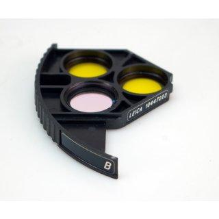 Leica Mikroskop Filter Set 10447223 B BLUE für MZ16FA