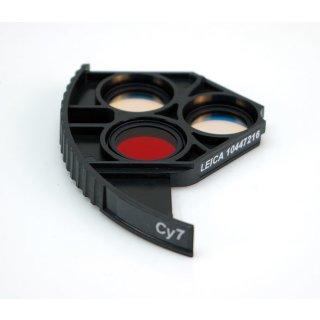 Leica Mikroskop Filter Set 10447216 Cy7 für MZ16FA