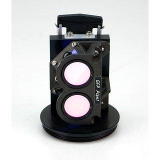 Leica Stereomikroskop Fluoreszenz Filter Set for GFP Plant 10446235 Module für M Serie