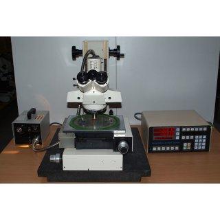 Zeiss Messmikroskop DIC Messtisch
