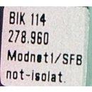 AEG BIK 114 6051-042.278 960 BIK114  #2218
