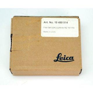 Leica Mikroskop Set CERULEAN für MZ16F/FA 10450514