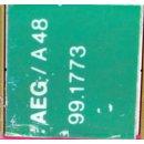 AEG/A48 99.1773  LOGIDYN GA-UR12  #4128