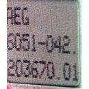 AEG SEA020 6051-042.203670.01  SEA 020  #4131