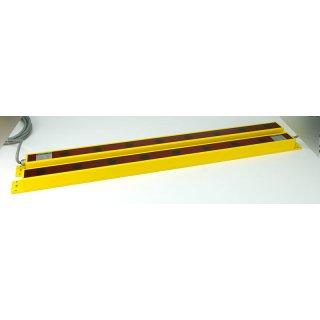 Lumiflex ELE-8/110/30P und ELS-8/110/30P Lichtschranken