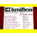 Lumiflex ELE-3/400/30S und ELS-3/400/30S Lichtschranken