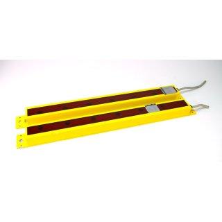 Lumiflex ELE-6/93/3P und ELS-6/93/3P Lichtschranken