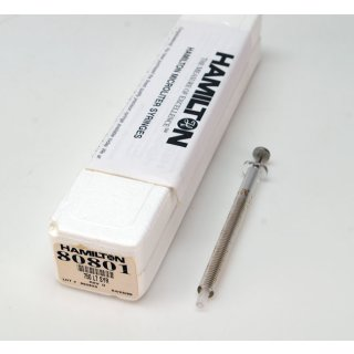 Hamilton 80801 750 LT Syringe 500µl  Spritze  #4161