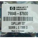HP Agilent 79846-87600 Capillary SST 500mm 0,17mm ID #4176