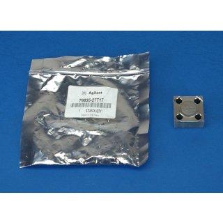 Agilent 79835-27717  Pump Head Plate