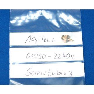 Agilent 01090-22404 Screw tubing  #4207