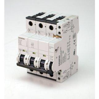 Siemens 5SY43 MCB C20 Leitungsschutzschalter   #4241