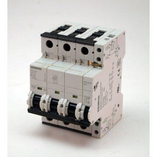 Siemens 5SY43 MCB B20 Leitungsschutzschalter   #4243