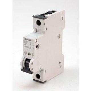 Siemens 5SY41 MCB B6 Leitungsschutzschalter   #4246