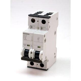Siemens 5SY42 MCB C10 Leistungsschutzschalter  #4250