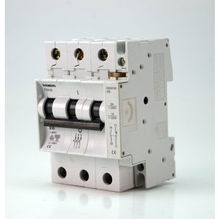 Siemens 5SX23 Leistungsschutzschalter  #4255