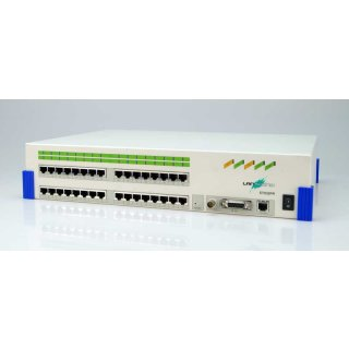 LANTRONIX ETS32PR 32-Port Terminal Server  #4326