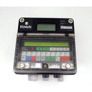 KNICK Meß-System Meßsystem Typ 71-3 Opt. 137 #4403