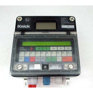 KNICK Meß-System Meßsystem Typ 71X-3 Opt. 137 #4404