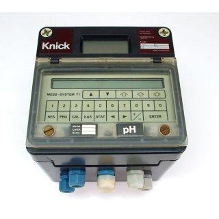KNICK Meß-System Meßsystem Typ 71-1-3 Opt. 204 #4405