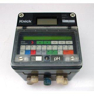 KNICK Meß-System Meßsystem Typ 71-3 Opt. 137 #4408