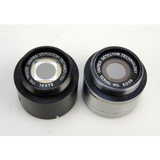 2 Sensoren von United Detector Technology Licht- Laser Sensoren