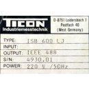Ticon Codapter Schnittstellenconverter ISB 600 LJ #4507